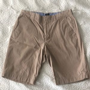 J.Crew Men's Khaki Shorts